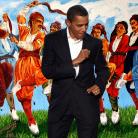 obama kurdish dance