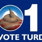vote turd