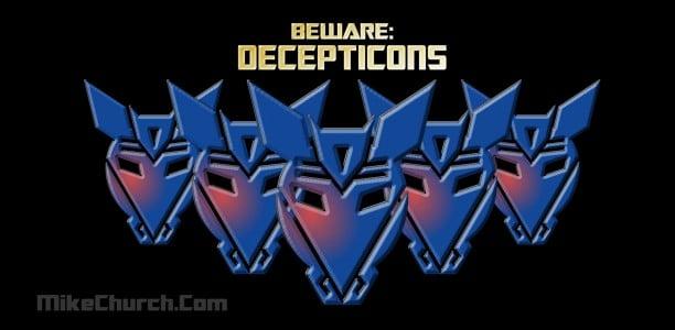 decepticon banner
