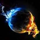 Earth-On-Fire-HD-Wallpaper
