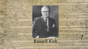 russell kirk banner