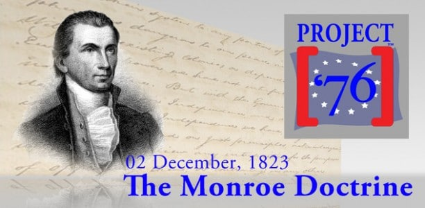 monroe doctrine causes and effects Monroe doctrine the monroe doctrine was monroe's address given to congress on december 2, 1823 the address stated that as a principle in which the rights an interests of the united states are involved, that the american continents, by the free and independent condition which they have assumed and maintain, are henceforth not to.
