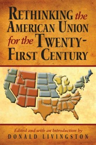 "Purchase your own-autographed by the author-copy of ""Rethinking The American union"" book"