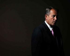 boehner fiscal cliff