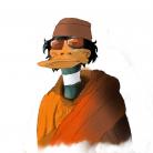 sugarcain_gaddafi-duck