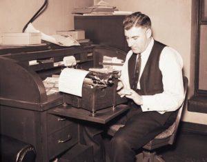 1950 reporter guy