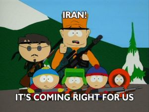 iran is coming