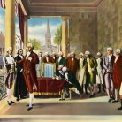 george-washington-inaugurated