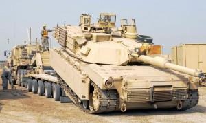 iraq war tank