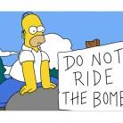 HomerRidesBomb banner