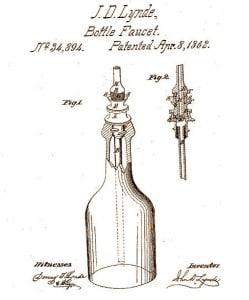 Lynde patent