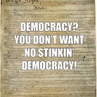 Constitution of US DEMOCRACY