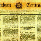 Copyright_Act_of_1790_in_Colombian_Centinel banner