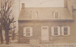 Henry William Stiegel office