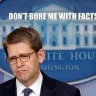 White House Press Secretary Jay Carney Speaks To Press During Daily Briefing