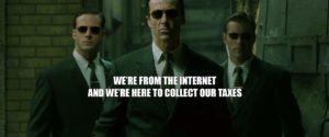 matrix agents taxes