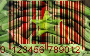 vietnam barcode okra