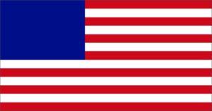 us flag blank