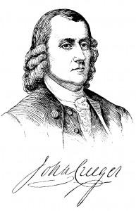 18 John Cruger