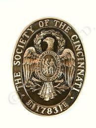 25 Society of the Cincinnati