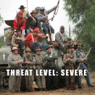 civ war threat level