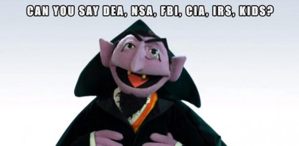 count von count NSA