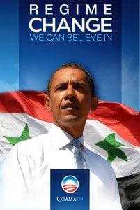 regime change