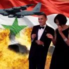 obama syria dance