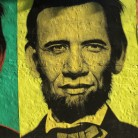 obama lincoln color