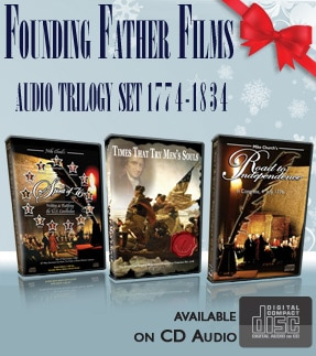 Founding Father Films Audio Trilogy