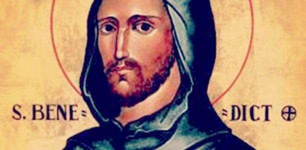 Saint_Benedict