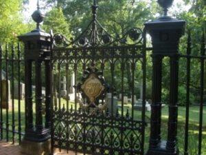 Jefferson Grave