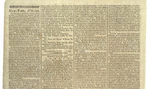 Federalist Newspaper #10