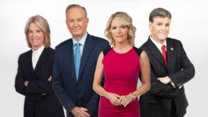 Fox news anchors