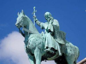 Saint_Louis_IX_Equestrian_Crusader