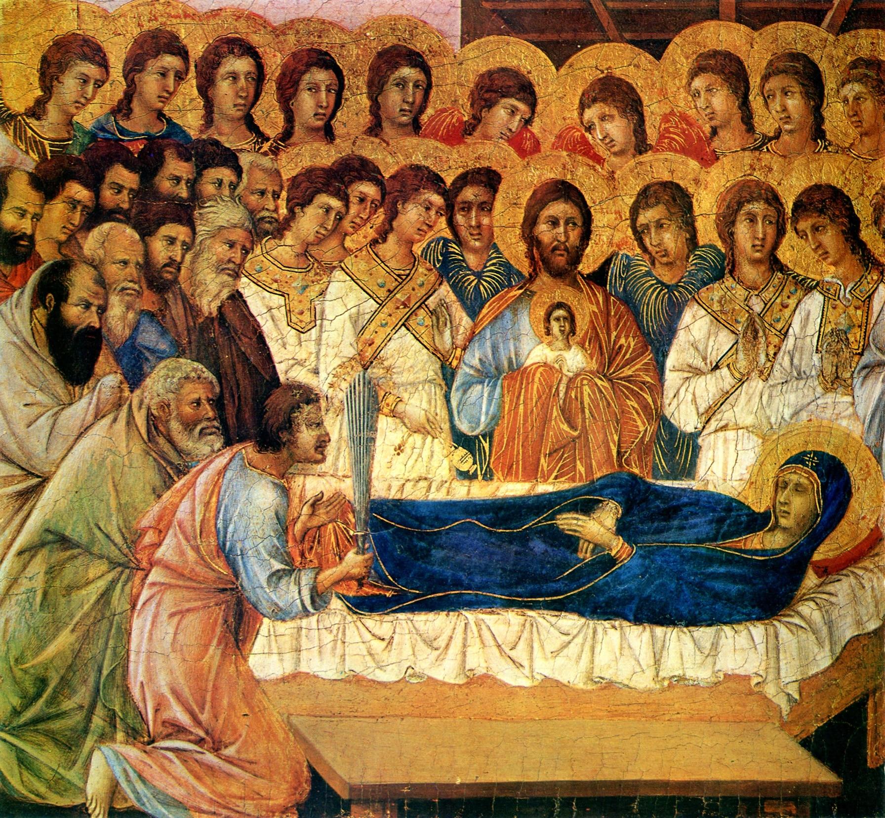 Успение Пресвятой Богородицы дата праздника, история 92
